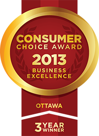 Consumer Choice Award 2013